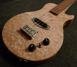 Long Scale Electric Ukulele