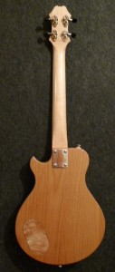 Back long scale tenor