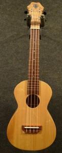 Monkey Wrench Concert ukulele acoustic