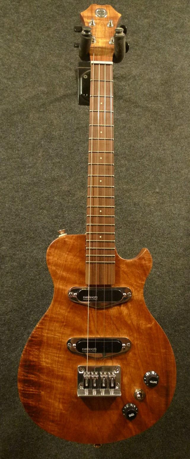 Latest sold ukuleles p...